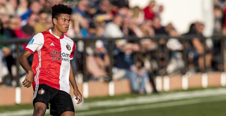 'Cambuur wilde rechtsback (18) overnemen van Feyenoord, maar kreeg nee te horen'