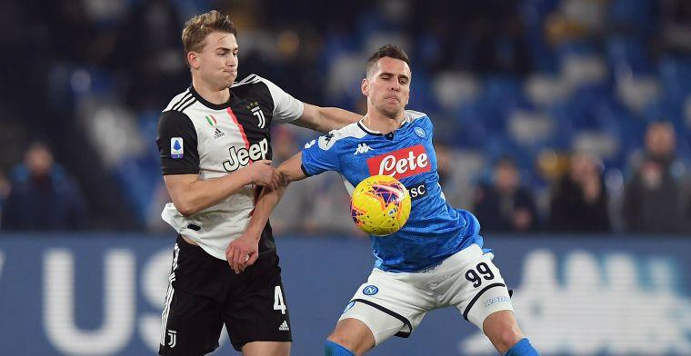 'De Ligt domineerde en was het meest overtuigend op een zwarte Juventus-avond'