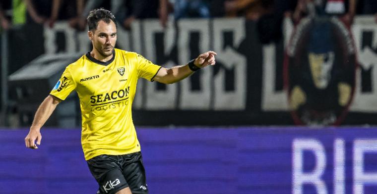 VVV-verdediger (32) al na paar maanden weer vertrokken uit Venlo