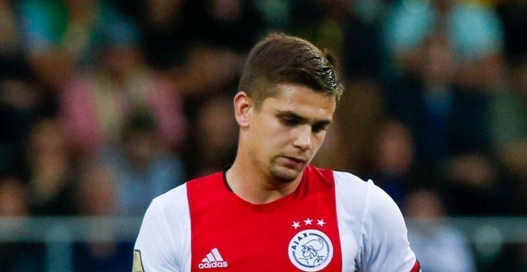 'Club Brugge en Antwerp krijgen concurrentie van Fiorentina voor Marin'