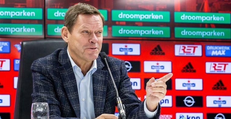Arnesen wimpelt PSV-interesse op voorhand af: 'Dan neem ik de telefoon niet op'