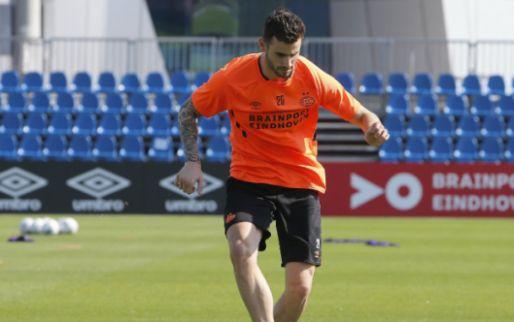 Update: Pereiro op weg naar uitgang, middenvelder neemt afscheid bij PSV'