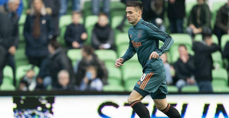 Gianluca Di Marzio: Barça richt vizier nu op Tadic na mislopen van Rodrigo