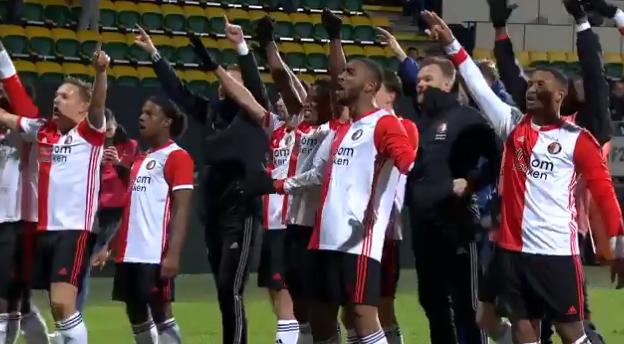 Feyenoord-fans én -spelers uit hun dak: KOMEN WIJ UIT ROTTERDAM?