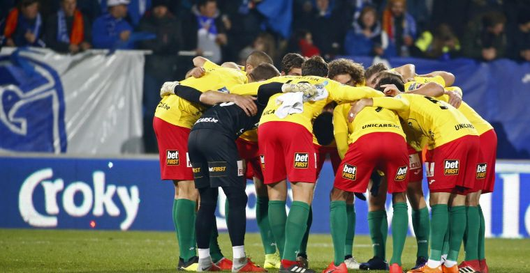 OFFICIEEL: Charleroi meldt akkoord met KV Oostende over aanvaller