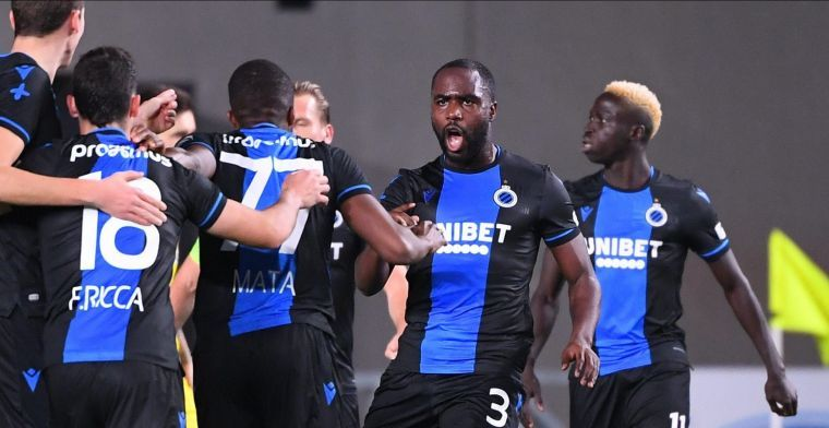 Supporters van Club Brugge moeten geen schrik hebben, Balanta mag spelen