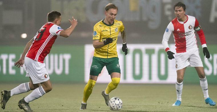 Narsingh de held van Sittard: Feyenoord op állerlaatste minuut door in de beker