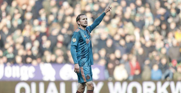 De Jong ziet bui al hangen: 'Dan waren kansen op speeltijd bij Ajax gegroeid'