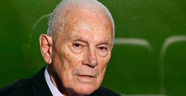Eerbetoon bij Anderlecht, Michel Verschueren krijgt Lifetime Achievement Award