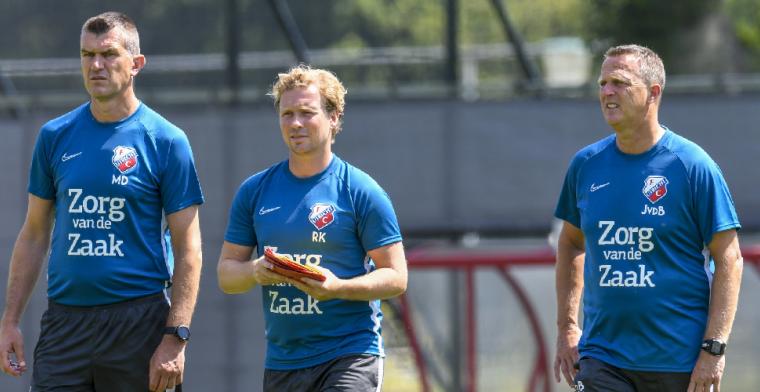 'We gaan er alles aan doen om play-offs voor Eredivisie-promotie te halen'