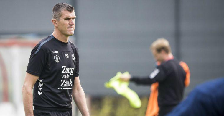 Excelsior haalt opvolger van Moniz op bij FC Utrecht: 'Het is snel gegaan'