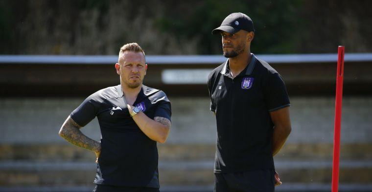 'Zoon van Bellamy (Anderlecht) gaat aan de slag als spelersmakelaar'