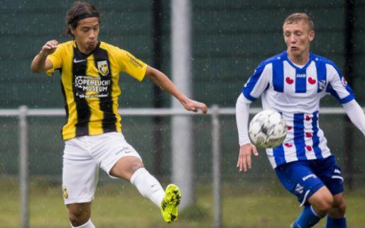 Afbeelding: Heerenveen zwaait Deen (19) na drie jaar en nul minuten tijdelijk uit