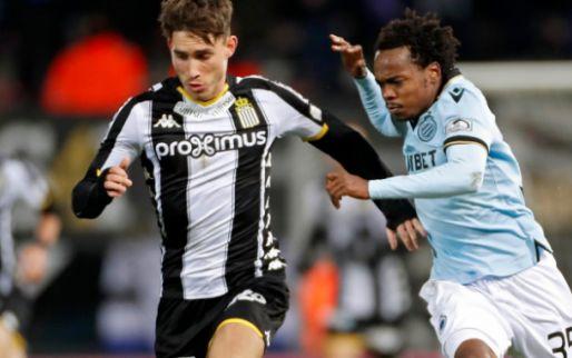 Afbeelding: 'Ontdekking Busi kan Sporting Charleroi na een half jaar al inruilen voor Serie A'