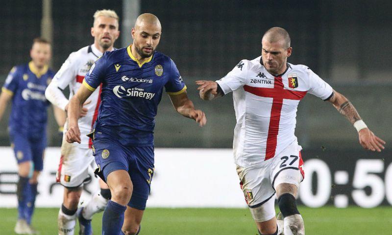 Afbeelding: 'Twintig miljoen plus bonussen voor Amrabat: Hellas akkoord met Serie A-club'