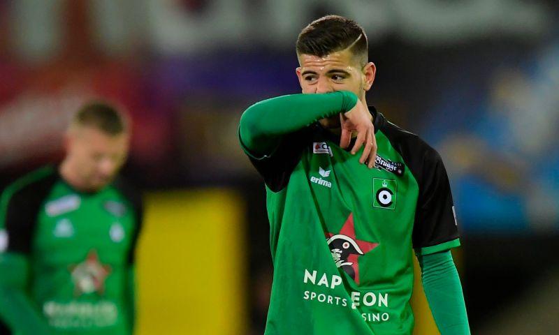 Afbeelding: OFFICIEEL: Bongiovanni verlaat Cercle Brugge en trekt naar Franse tweede klasse