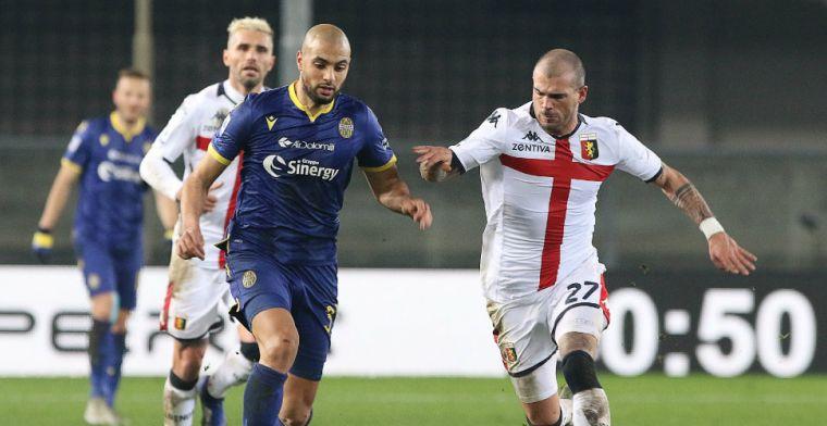 'Twintig miljoen plus bonussen voor Amrabat: Hellas akkoord met Serie A-club'