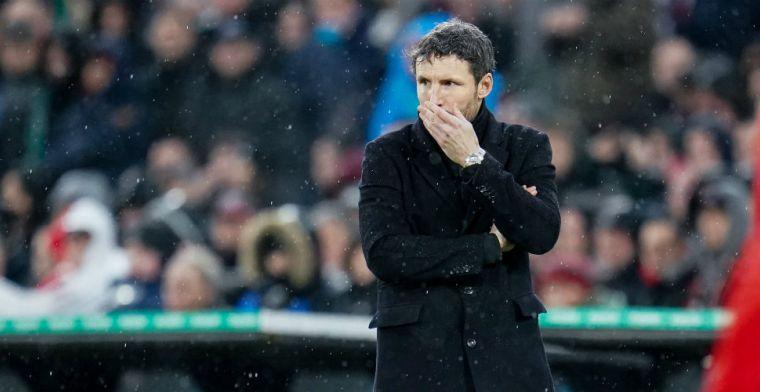 Waterreus en Van Bommel botsen bij PSV: 'Een zichtbaar verhitte discussie'