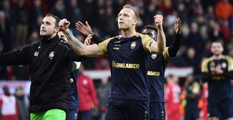 De Laet is klaar voor bezoek bij Club Brugge: Het wordt oorlog