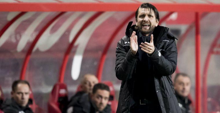 NAC heeft nieuwe trainer binnen: Hyballa aan de slag in Rat Verlegh Stadion