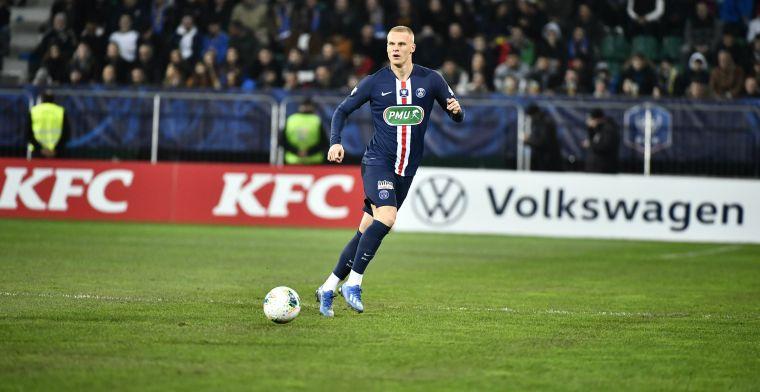 Update: Bakker krijgt goed nieuws en mag hopen op Ligue 1-debuut voor PSG