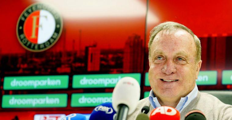 Advocaat vergeleken met Klopp: 'Is geheim van huidige succes Feyenoord'