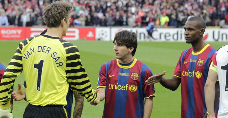 Felle Messi fluit directeur Abidal terug na interview: 'Kom dan met namen'