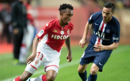 Afbeelding: 'AS Monaco-aanvaller wacht megaschorsing van acht maanden na belagen arbiter'