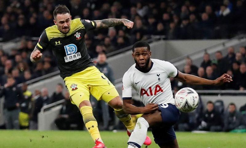 Afbeelding: Tottenham naar volgende ronde, maar Vertonghen beleeft mindere dag