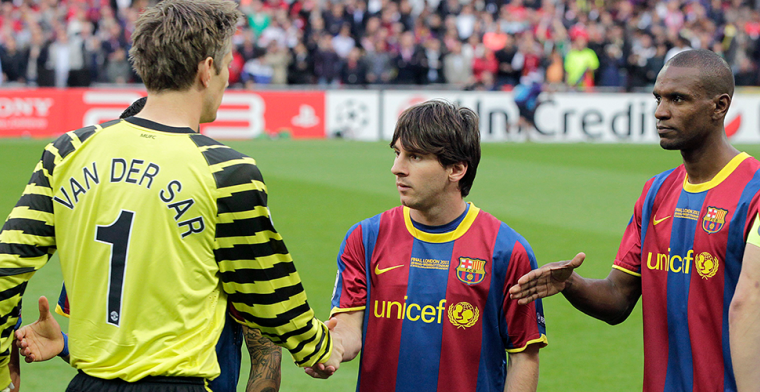 'Tsunami' treft Camp Nou: Spaanse kranten pakken groots uit met ruzie Messi-Abidal