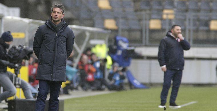 'Ontslagen Jean-Paul de Jong heeft zich volledig onmogelijk gemaakt bij Roda'