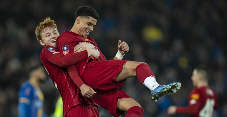 'Sepp Arrives' op magisch Anfield: 'Ik zal Virgil ongetwijfeld nog spreken'
