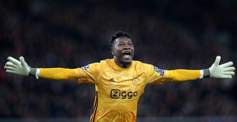 'Onana zet zinnen op Premier League-transfer: Ajax vraagt enorm bedrag'