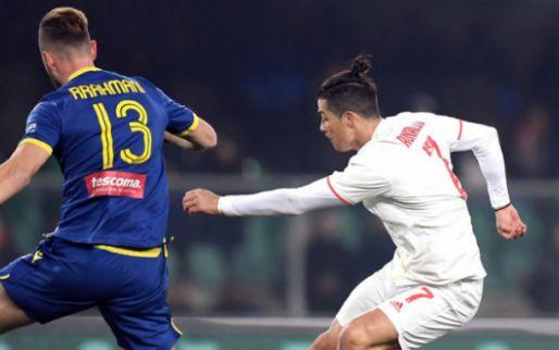 Afbeelding: Ronaldo werkt verder aan imposante Serie A-reeks, maar Juve verliest wéér uitduel