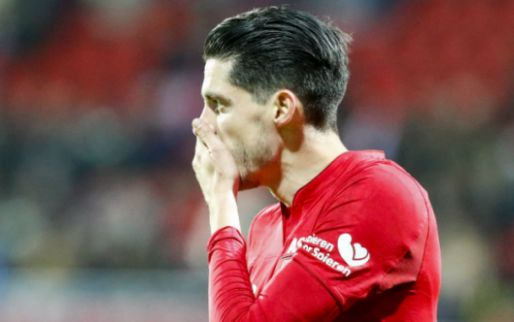 Afbeelding: Vejinovic wees Eredivisie-clubs af: 'Heb Nederlandse clubs berichtje gestuurd'