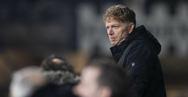 Update: Van As bevestigt gesprekken met Roda, mogelijk spoedig nieuws uit Kerkrade