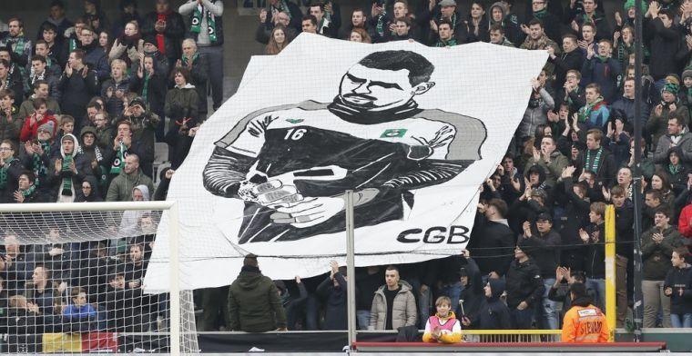 UPDATE: Miguel Van Damme meldt zich in de fitness bij Cercle Brugge