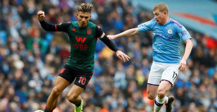 Manchester United leidt de dans om felbegeerde Aston Villa-ster Grealish