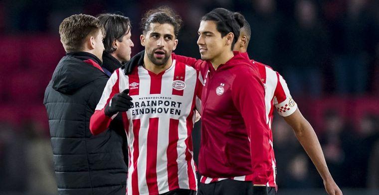 Faber prijst PSV-versterking: 'Dit is een speler die in de top heeft meegedraaid'