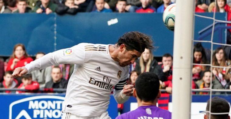 Real Madrid wakker geschud na Copa-eliminatie: ruime zege in El Sadar