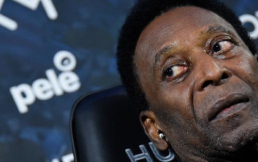 Afbeelding: Pelé (79) is depressief en durft het huis niet meer uit: