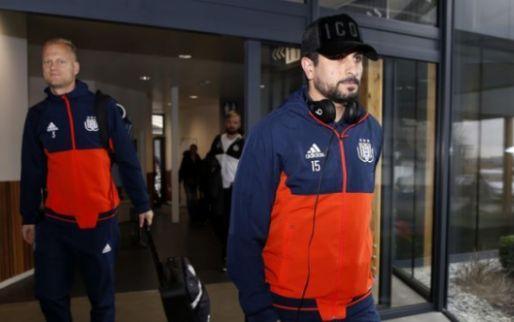 Afbeelding: OFFICIEEL: Anderlecht meldt transfer van Saief, huur zónder aankoopoptie