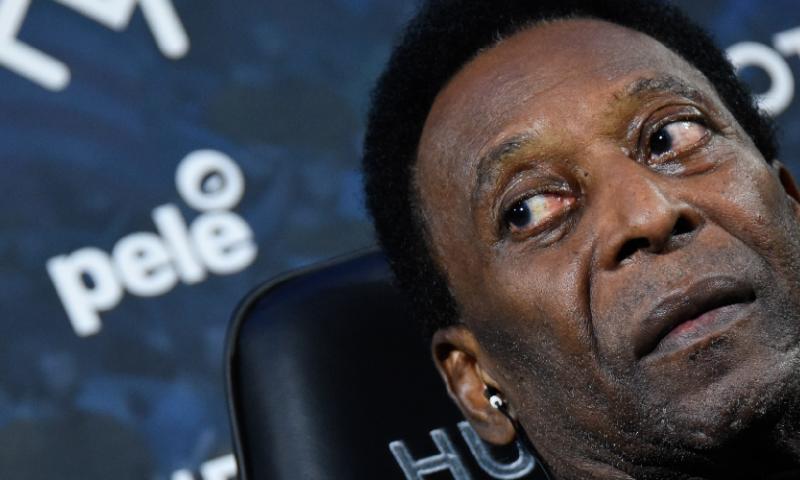 Afbeelding: Update: Pelé weerlegt berichten over zijn depressie: 'Ik voel me goed'