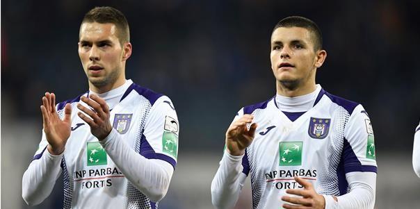 Anderlecht rekent op Pjaca en Joveljic: Ze kunnen ons veel bijbrengen