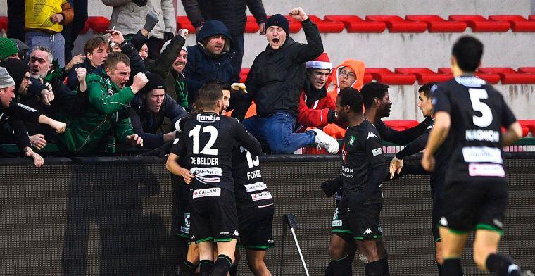 Update: Cercle Brugge overtuigt 533 fans om mee te reizen naar Stayen