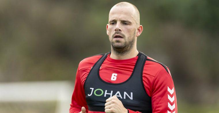 Jansen meldde zich ziek na afgeketste Celtic-deal: Is gegaan zoals het is gegaan