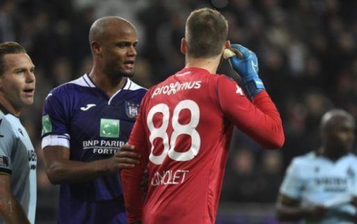 Anderlecht gaat niet in beroep en accepteert straf na Club Brugge