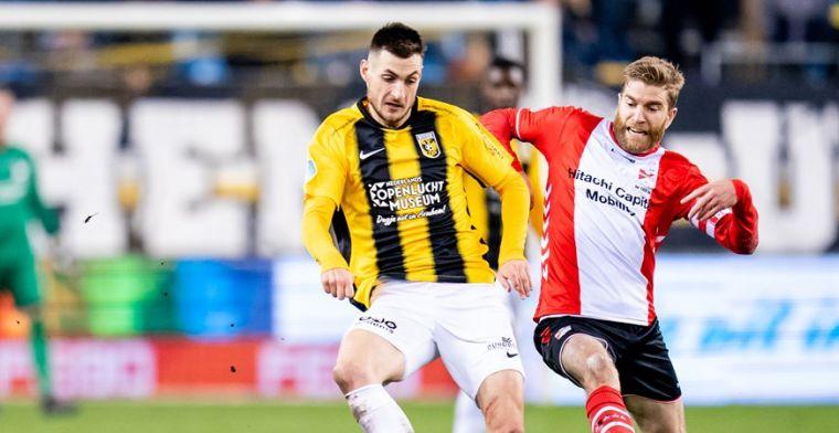 Mogelijke tegenvaller voor Vitesse richting 'Ajax': 'Hebben hem er graag bij'