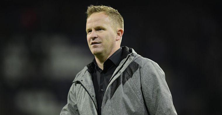 Vrancken eist reactie bij KV Mechelen: Jongens weten dat het slecht was