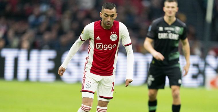 'Chelsea tastte mis en moet tot zomer wachten voor deal van 50 miljoen met Ajax'